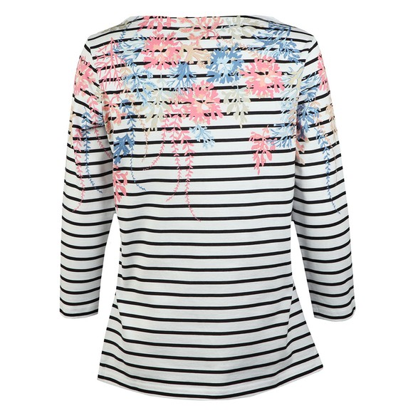 Barbour Lifestyle Womens White Seaglow Top main image