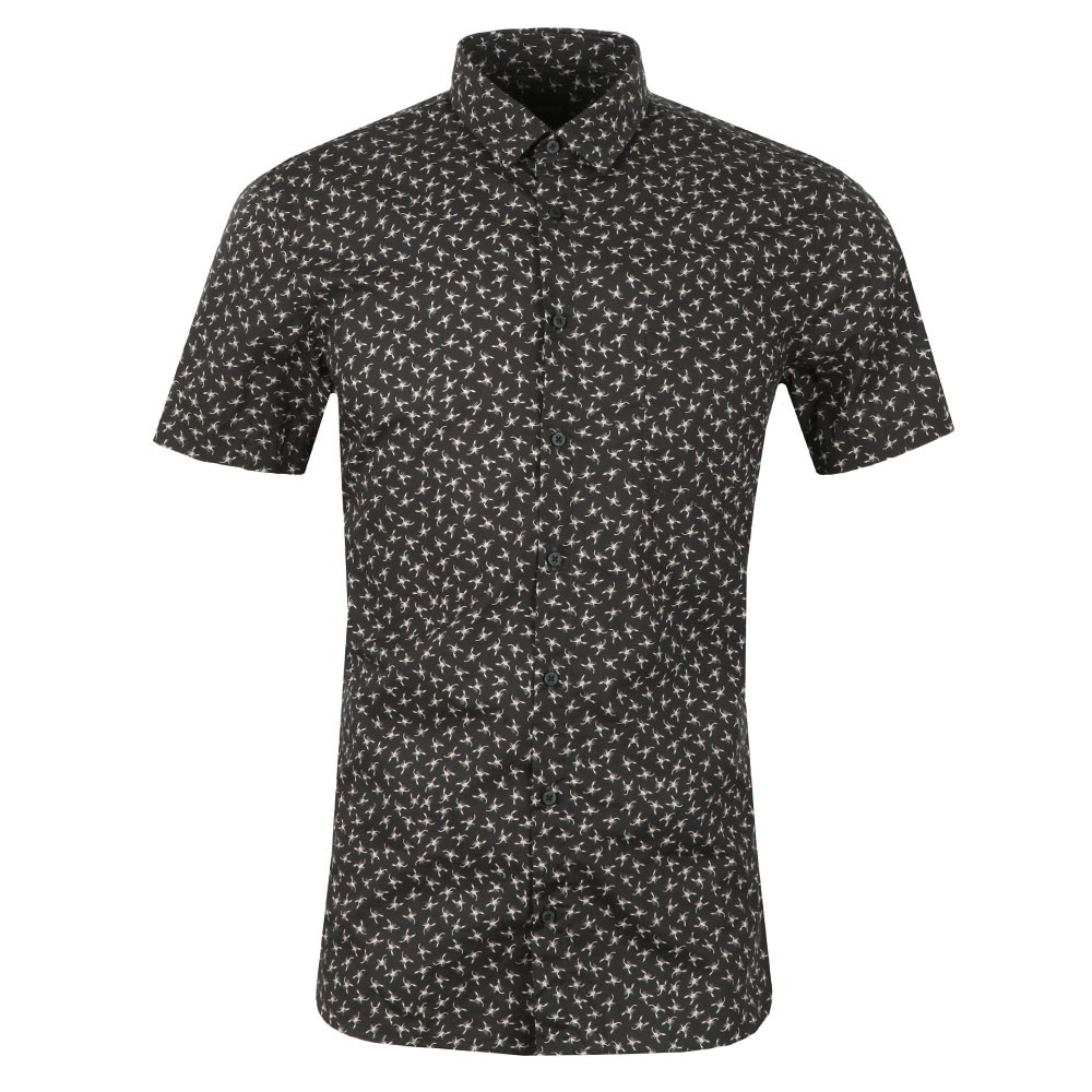 ced788636 BOSS Casual Magneton Short Sleeve Shirt | Oxygen Clothing