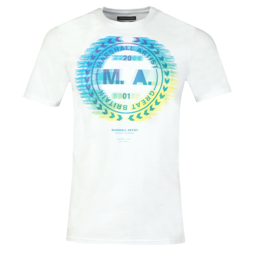 Molecular Graphic T-Shirt main image