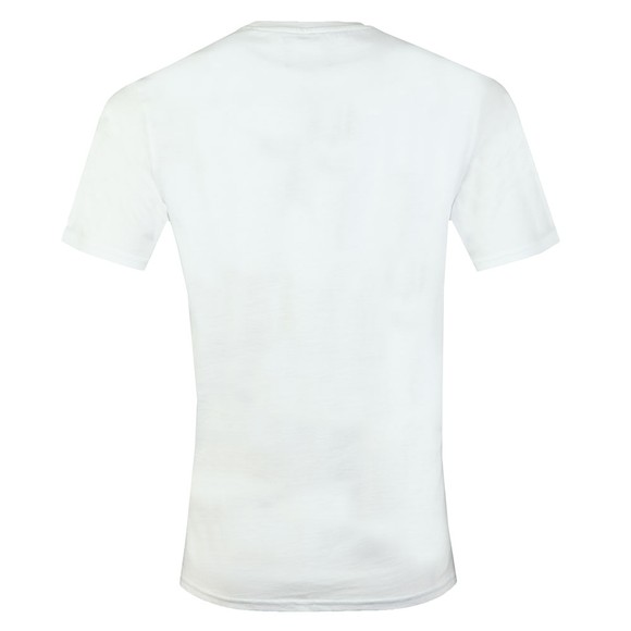 Marshall Artist Mens White Molecular Graphic T-Shirt main image