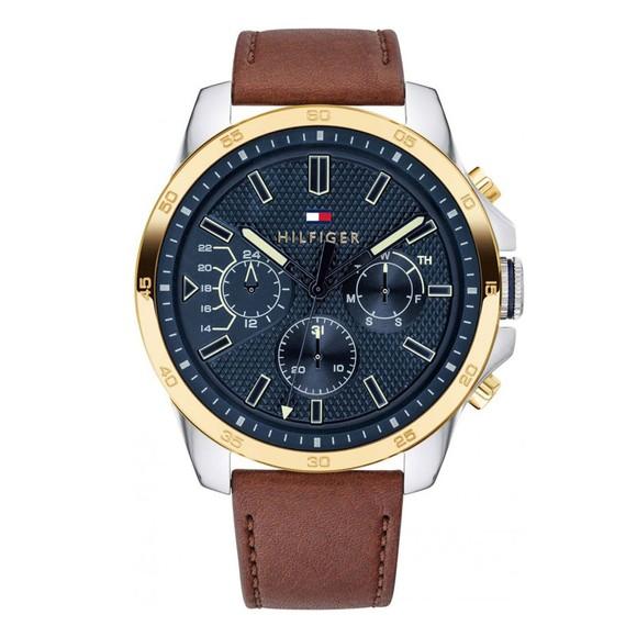 Tommy Hilfiger Mens Brown 1791561 Watch