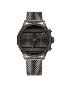 Tommy Hilfiger Mens Grey 1791597 Watch