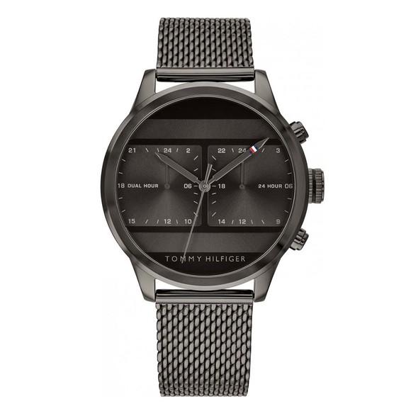 Tommy Hilfiger Mens Grey 1791597 Watch main image