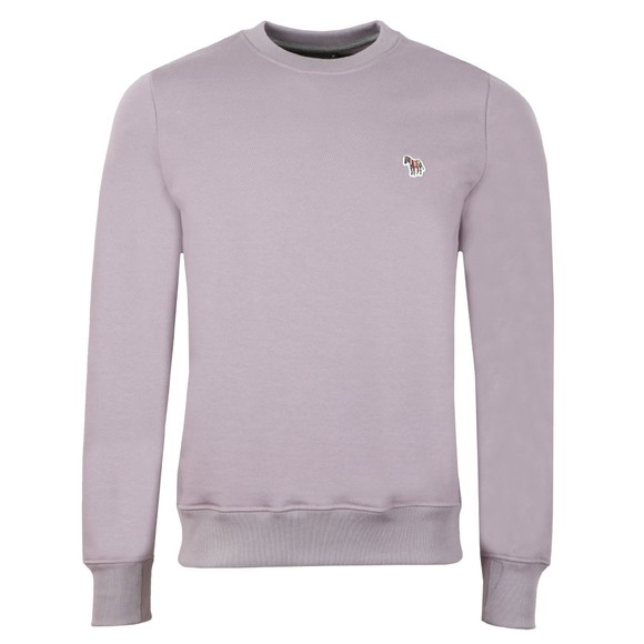 PS Paul Smith Mens Purple Zebra Sweatshirt main image