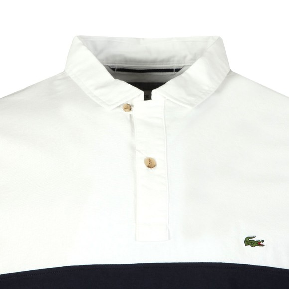 Lacoste Mens Blue L/S CH4862 Polo main image