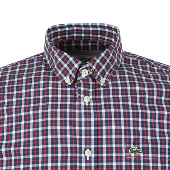 Lacoste Mens Blue CH5944 Shirt main image