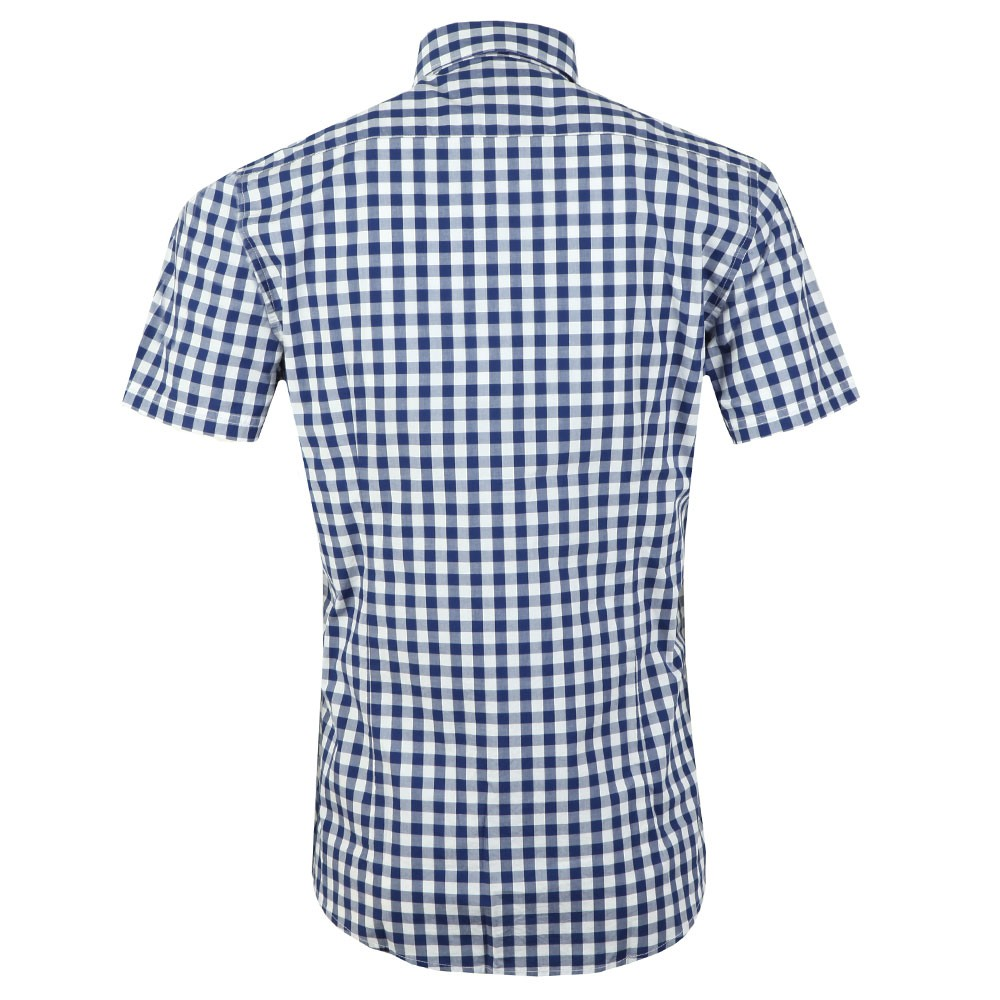 SS Gingham Shirt main image