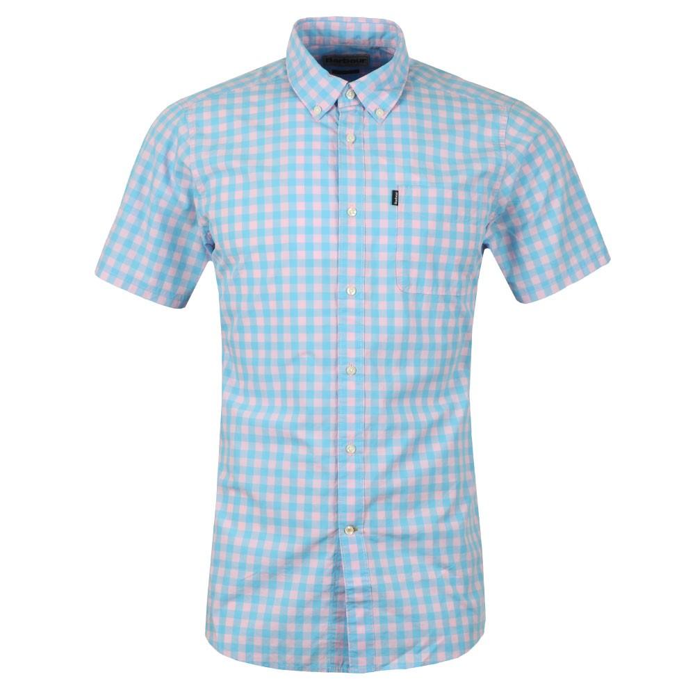 SS Gingham Shirt main image