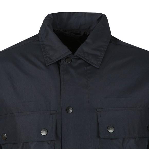 Carhartt WIP Mens Blue Fargo Shirt main image