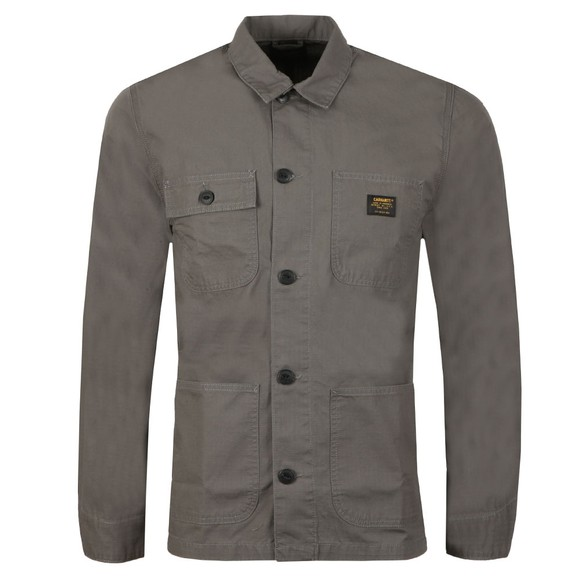 Carhartt WIP Mens Grey Michigan Overshirt main image