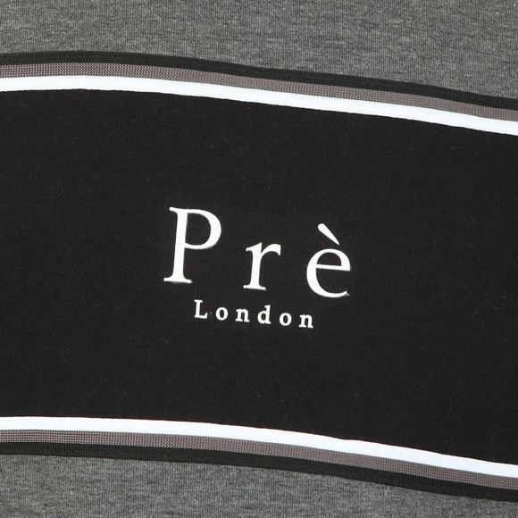 Pre London Mens Black College Sweat main image