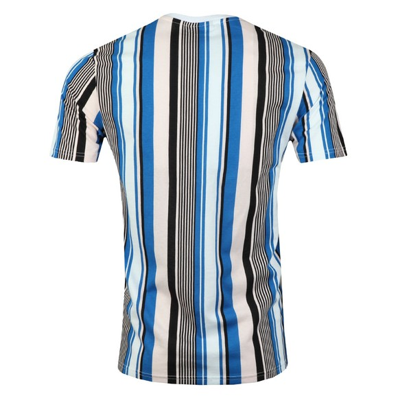 Pre London Mens Multicoloured Sydney Stripe TShirt main image