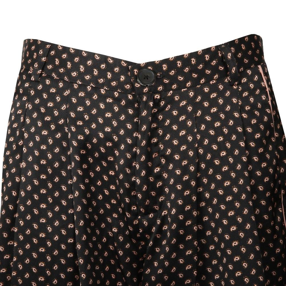 Printed Pyjama Shorts main image