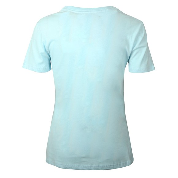 Superdry Womens Blue Vintage Logo Tonal Entry Tee main image
