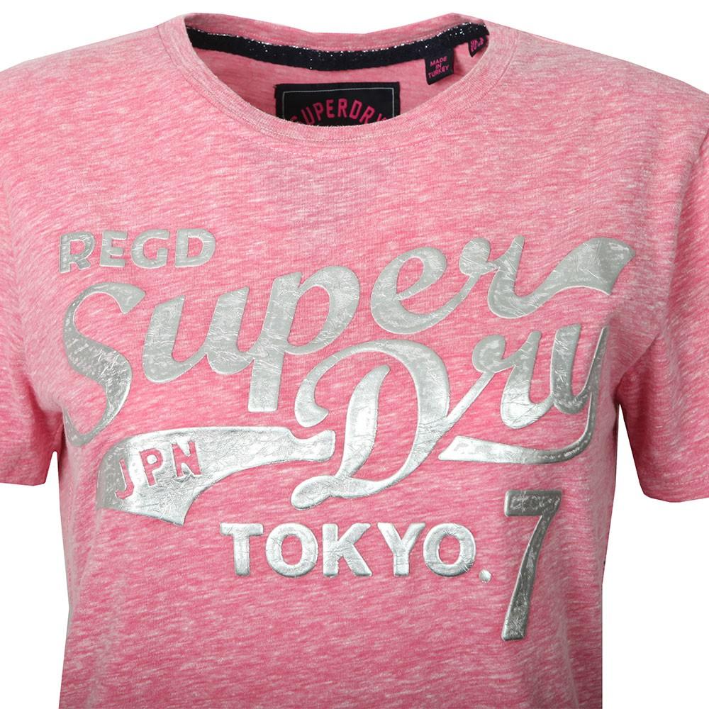 Tokyo 7 Textured Foil Entry T Shirt main image