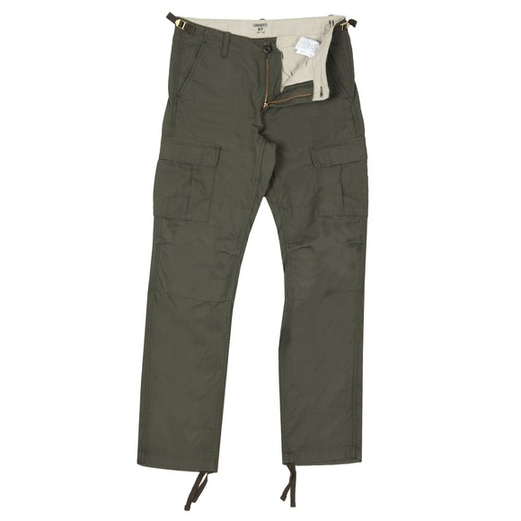 Carhartt Mens Green Cargo Combat Trouser main image