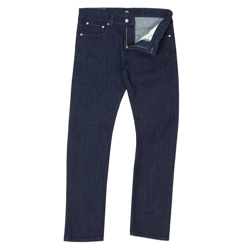 ED-80 Slim Quartz Blue Denim Jean main image