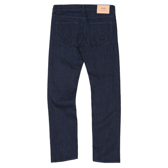 Edwin Mens Blue ED-80 Slim Quartz Blue Denim Jean main image