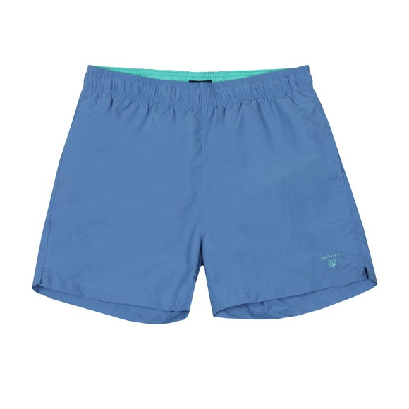 Gant Mens Blue Basic Swim Short main image
