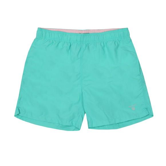 Gant Mens Green Basic Swim Short main image