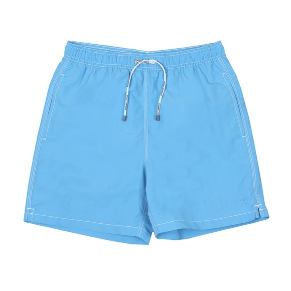 Hackett Mens Blue Solid Volley Swim Short main image