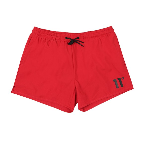 Eleven Degrees Mens Red Core Swim Short main image