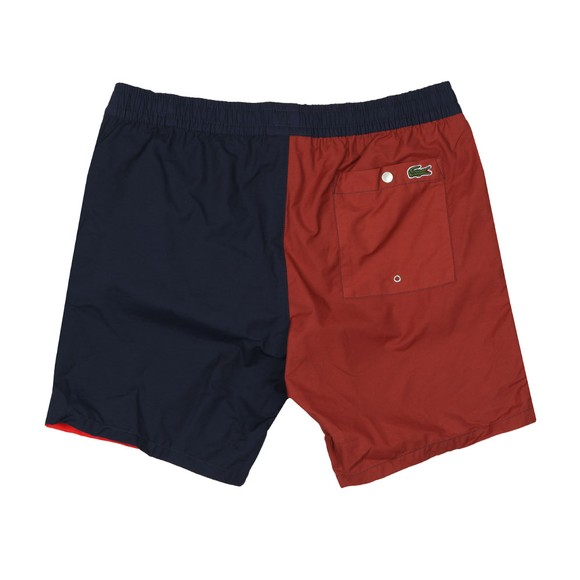 Lacoste Mens Blue MH4768 Swim Short main image