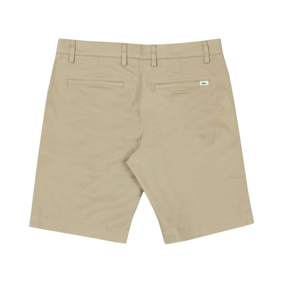 Lacoste Mens Beige FH9542 Chino Short main image