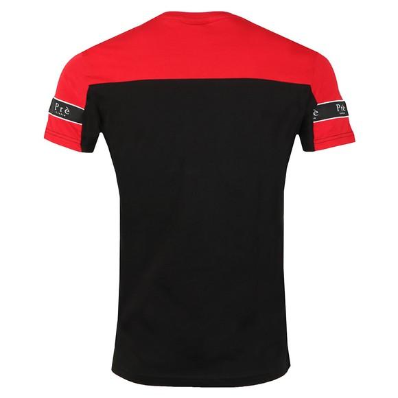 Pre London Mens Black Eclipse T Shirt main image