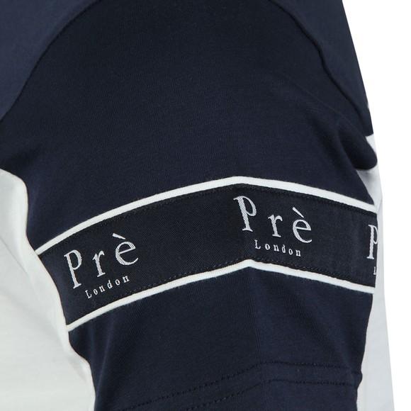 Pre London Mens Blue Eclipse T Shirt main image