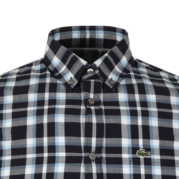 Lacoste Mens Blue CH5645 Shirt main image