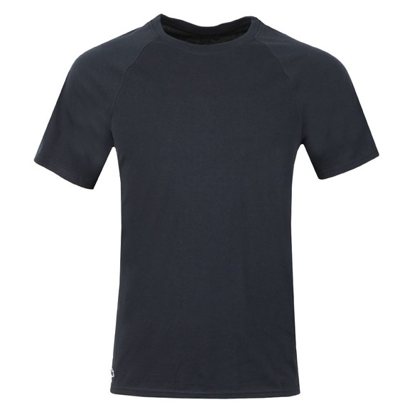 Lacoste Mens Blue Sleep Crew Tee main image