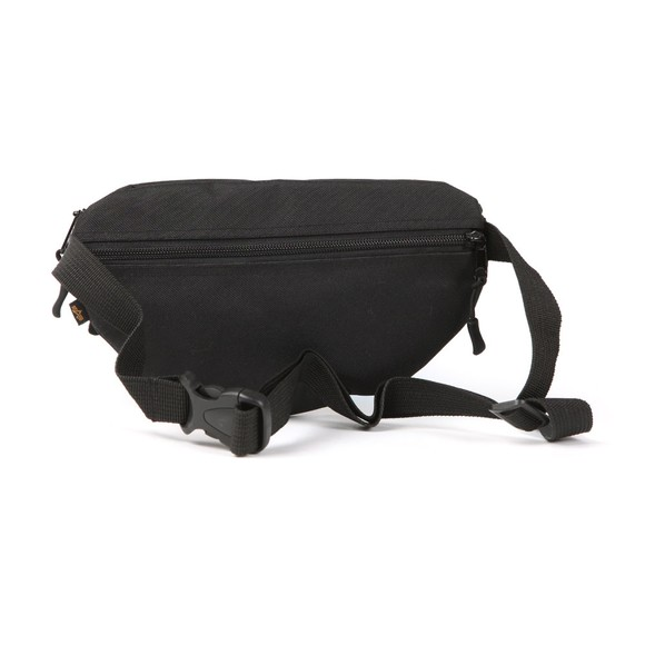 Alpha Industries Mens Black NASA Waist Bag main image
