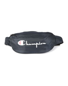 Champion Mens Blue Logo Waist Bag