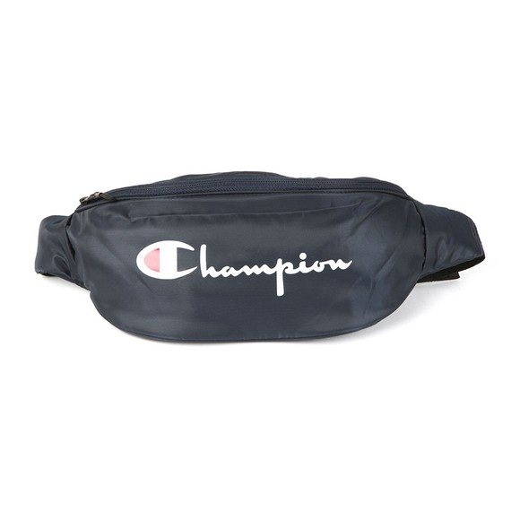Champion Mens Blue Logo Waist Bag main image