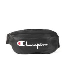 Champion Mens Black Logo Waist Bag