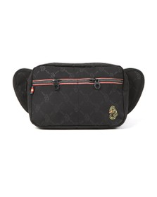 Luke 1977 Mens Black Sharpie Bum Bag