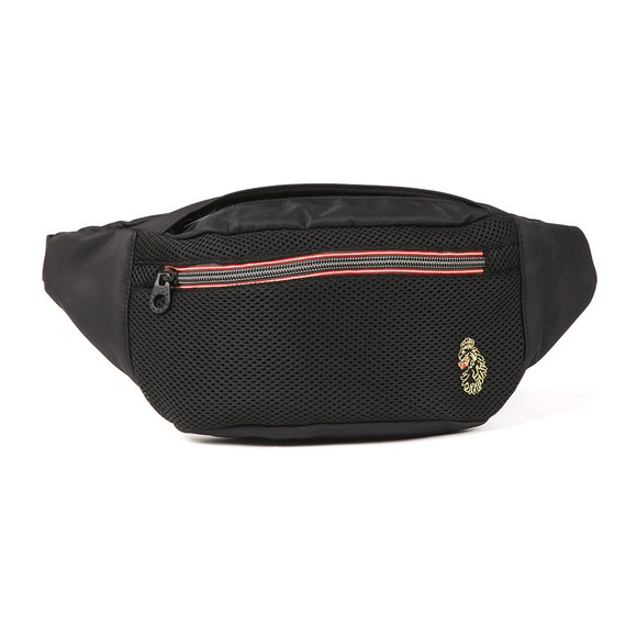 Luke 1977 Mens Black Hypo Bum Bag main image