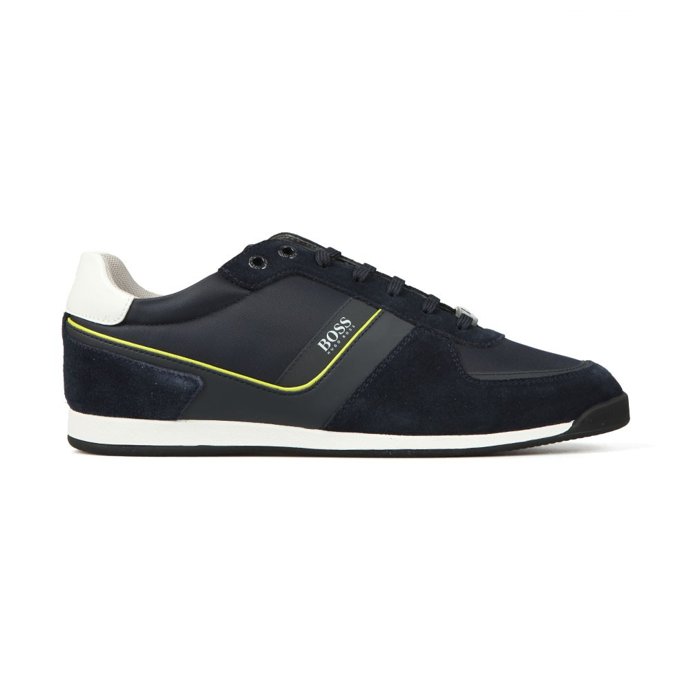 f1c88598 BOSS Athleisure Glaze Low Trainer | Oxygen Clothing
