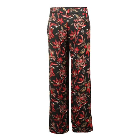 Maison Scotch Womens Multicoloured Tailored Wide Leg Pants main image