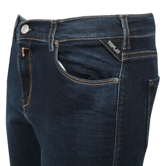 Replay Womens Blue Stella Jean