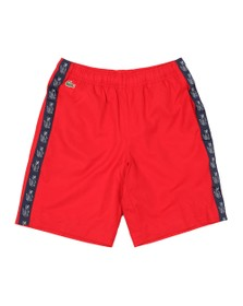 Lacoste Sport Mens Red G3582 Short