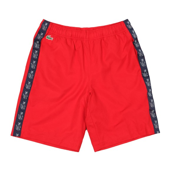 Lacoste Sport Mens Red G3582 Short main image