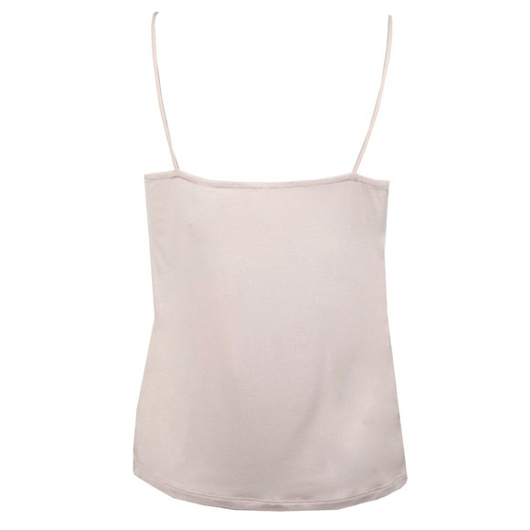 Maison Scotch Womens Pink Spaghetti Straps Top main image
