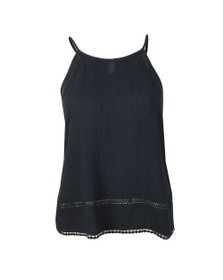 Superdry Womens Blue Ricky Cami Top