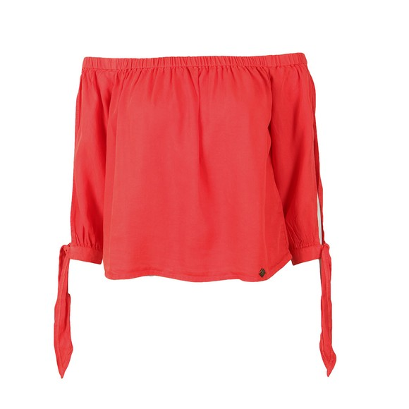 Superdry Womens Pink Helena Top main image