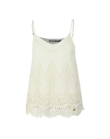 Superdry Womens Off-White Amanda Cami Top