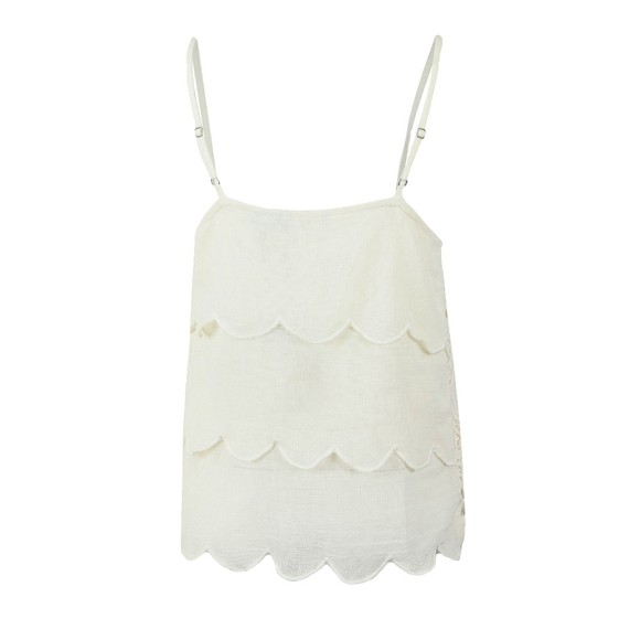Superdry Womens Off-White Amanda Cami Top main image