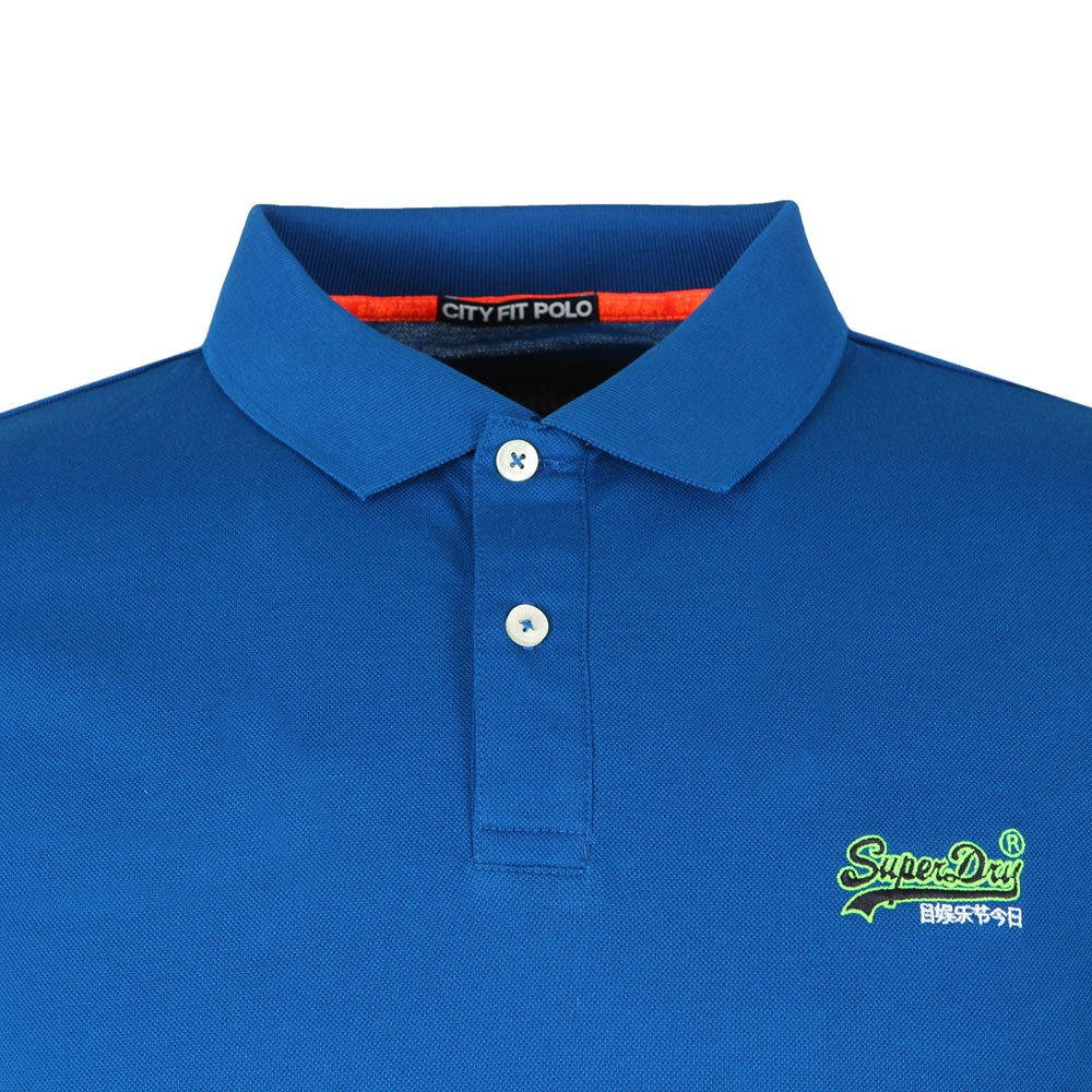 Mercerised Lite City Polo main image