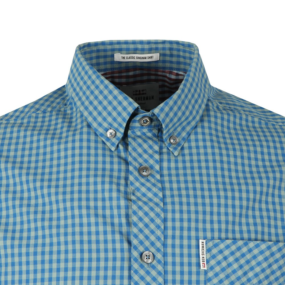 S/S Check Gingham main image
